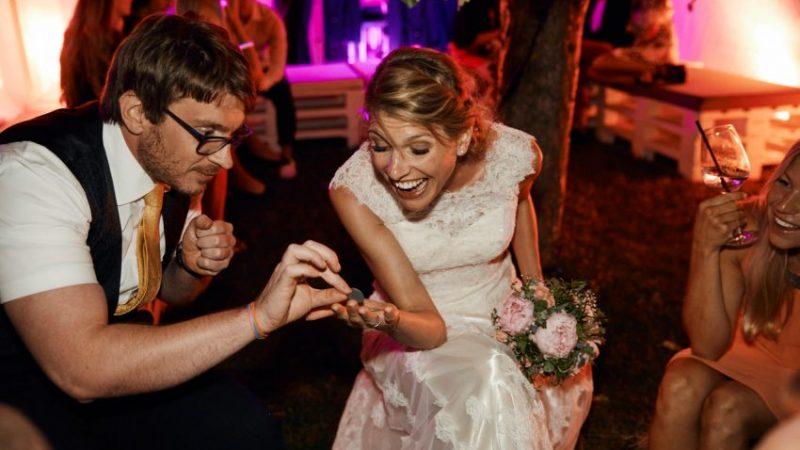 Hochzeitszauberei