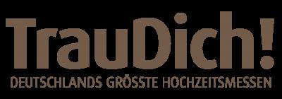 TrauDich Logo braun